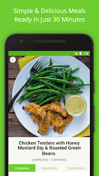 Mealime - Meal Planner, Recipes & Grocery List