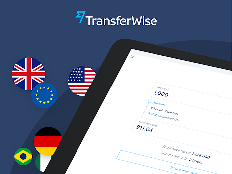 TransferWise Money Transfer