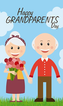 Grandparents day greeting cards by photon thrills art design grandparents day greeting cards grandparents day greeting cards m4hsunfo