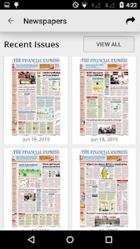 The Financial Express Epaper