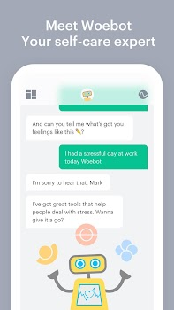 Woebot: Your Self-Care Expert