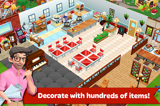 Restaurant Story 2 - by Storm8 Studios - Casual Games Category - 6 ...