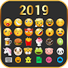 Emoji Keyboard Cute Emoticons - Theme, GIF, Emoji