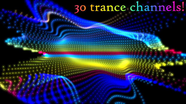 Trance 5D Music Visualizer Live Wallpaper