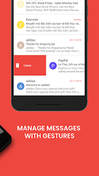 Email - Mail for Gmail Outlook & All Mailbox
