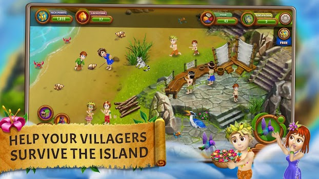 Virtual villagers origins 2 by last day of work llc for Vv origins 2 artisanat