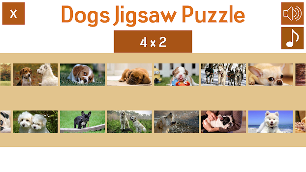 Jigsaw Puzzles Dogs And Puppies By Jas Development Puzzle Games