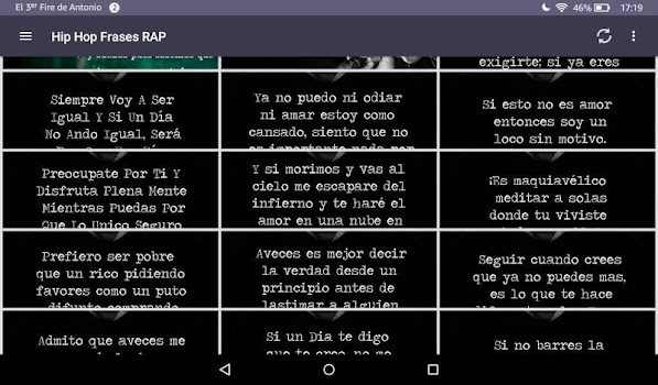Frases Rap Hip Hop By Super Damm Apps Lifestyle Category 22