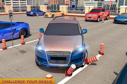 Luxury Car Parking Simulator Game By Appsvalley Simulation Games