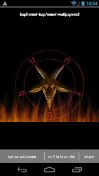 Baphomet satanic wallpapers hd by juns project personalization baphomet satanic wallpapers hd voltagebd Image collections