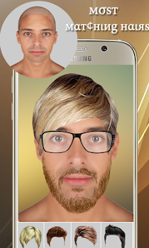 Men Hairstyle & Hair Changer - by PhotoEditor Collection ...
