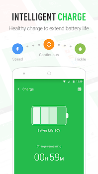 GO Battery Pro – Battery Saver