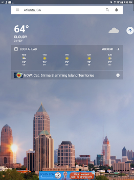 The Weather Channel: Local Forecast & Weather Maps