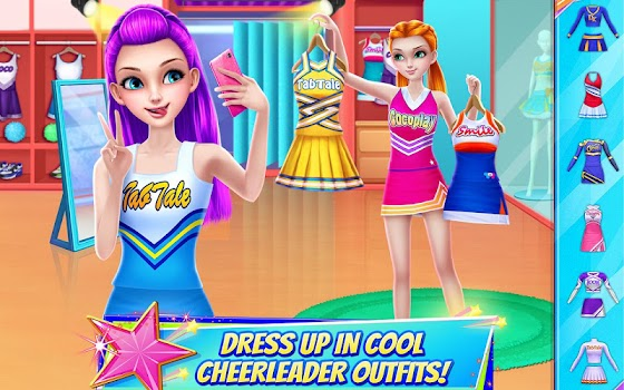 1c164d475e42c Cheerleader Dance Off - Squad of Champions - by Coco Play By TabTale ...