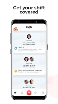 Shyft - Shift Swap, Schedule, Team Messaging
