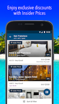 Orbitz - Hotels, Flights & Package deals