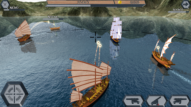 World Of Pirate Ships By Catchy Games Action Games Category
