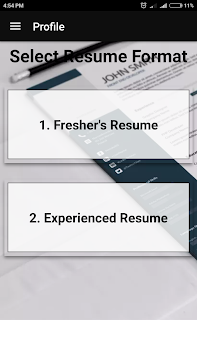 free resume builder cv maker templates pdf formats by aristoz 4