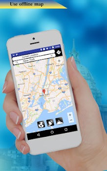 gps world offline map live driving route guide