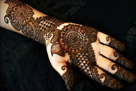 Arabic Mehndi Designs 2018 By Cheeku Meeku Labs Lifestyle