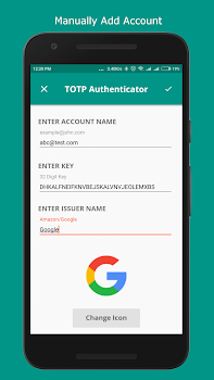 TOTP Authenticator – 2-Factor Auth Security