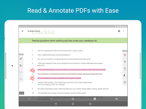 PDF Reader - Scan、Edit & Share