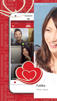 Asian Singles - Dating App For Asian Chat & Meet