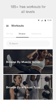 Nike Training Club - Workouts & Fitness Guidance