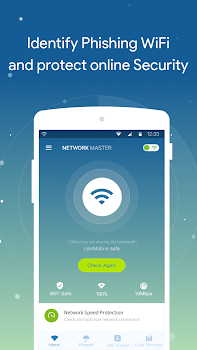Network Master - Speed Test