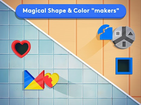 Busy Shapes & Colors - by EDOKI ACADEMY - Education Category - 51 ...