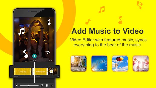 Video Editor for Youtube, Music - My Movie Maker