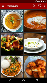 I'm Hungry: Vegetarian Recipes