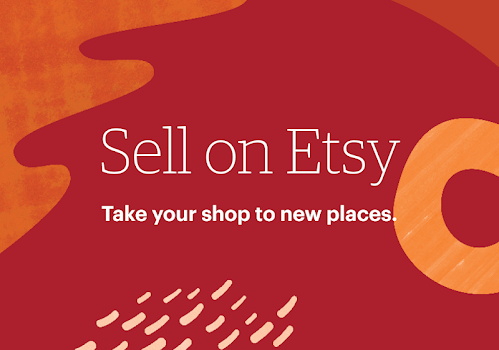 Sell on Etsy