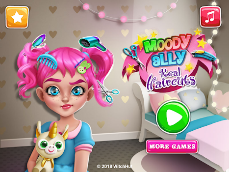 Moody Ally Real Haircuts By Witchhut Casual Games Category 3