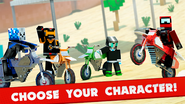 Dirt Bike Stunt Riders 3D - by Cheese Hole Games - Simulation Games ...
