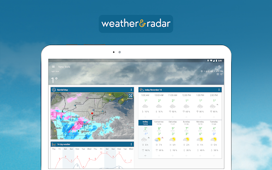 Weather & Radar - Free