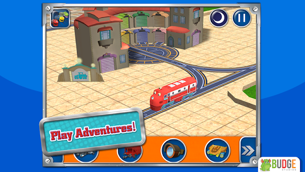train games for kids