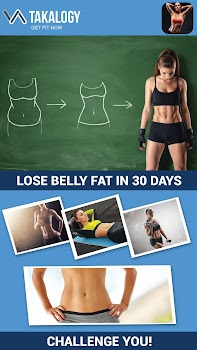 Lose Belly Fat - Workout for Women
