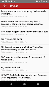 Conservative News Mobile - News All in One Place
