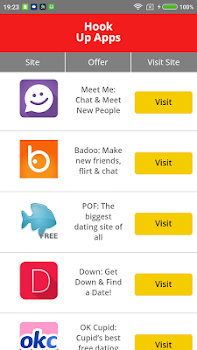 Hookup Dating made easy – Review the best adult dating apps