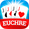 Euchre Free: Multiplayer Card Game