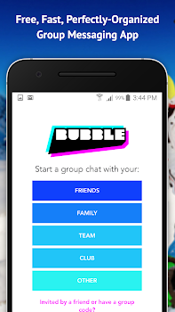Bubble - Group Messenger