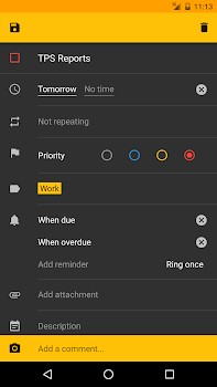 Tasks: Astrid To-Do List Clone