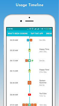 Your Hour - phone addiction tracker and controller