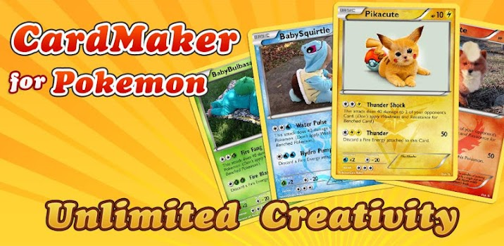 card builder for pokemon by drewry morris entertainment category