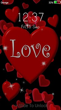 I Love You Live Wallpapers Lock Screen