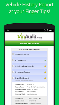 VIN Check Report + History + Used Cars Buying Tool