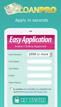 LoanPro Payday Loan, Money Loans Cash Advance App