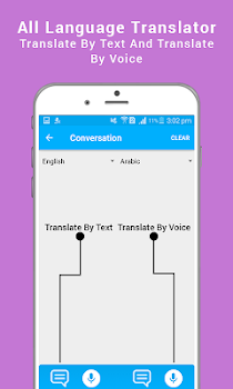 All Language Translator:Easy Voice Translator Free