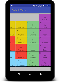 Periodic table by darshan institute of engineering technology periodic table by darshan institute of engineering technology education category 21 features 20 reviews appgrooves discover best iphone urtaz Gallery
